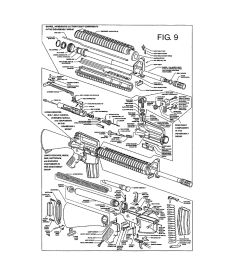 cartridges and modifications for m16 ar15 rifle diagram schematic and image 21 [ 1024 x 1320 Pixel ]