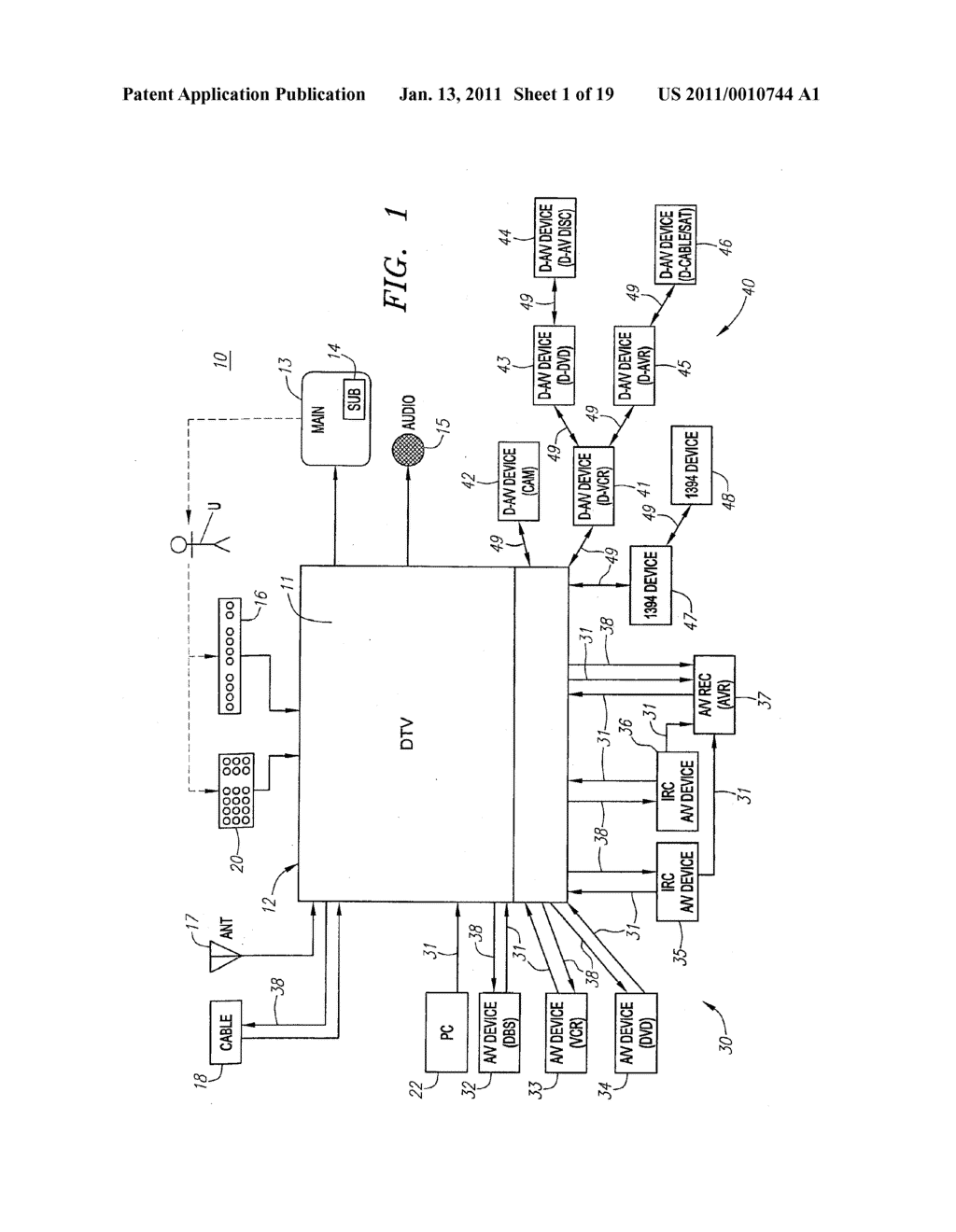home theater network diagram hotpoint washing machine parts control system and user interface for schematic image 02