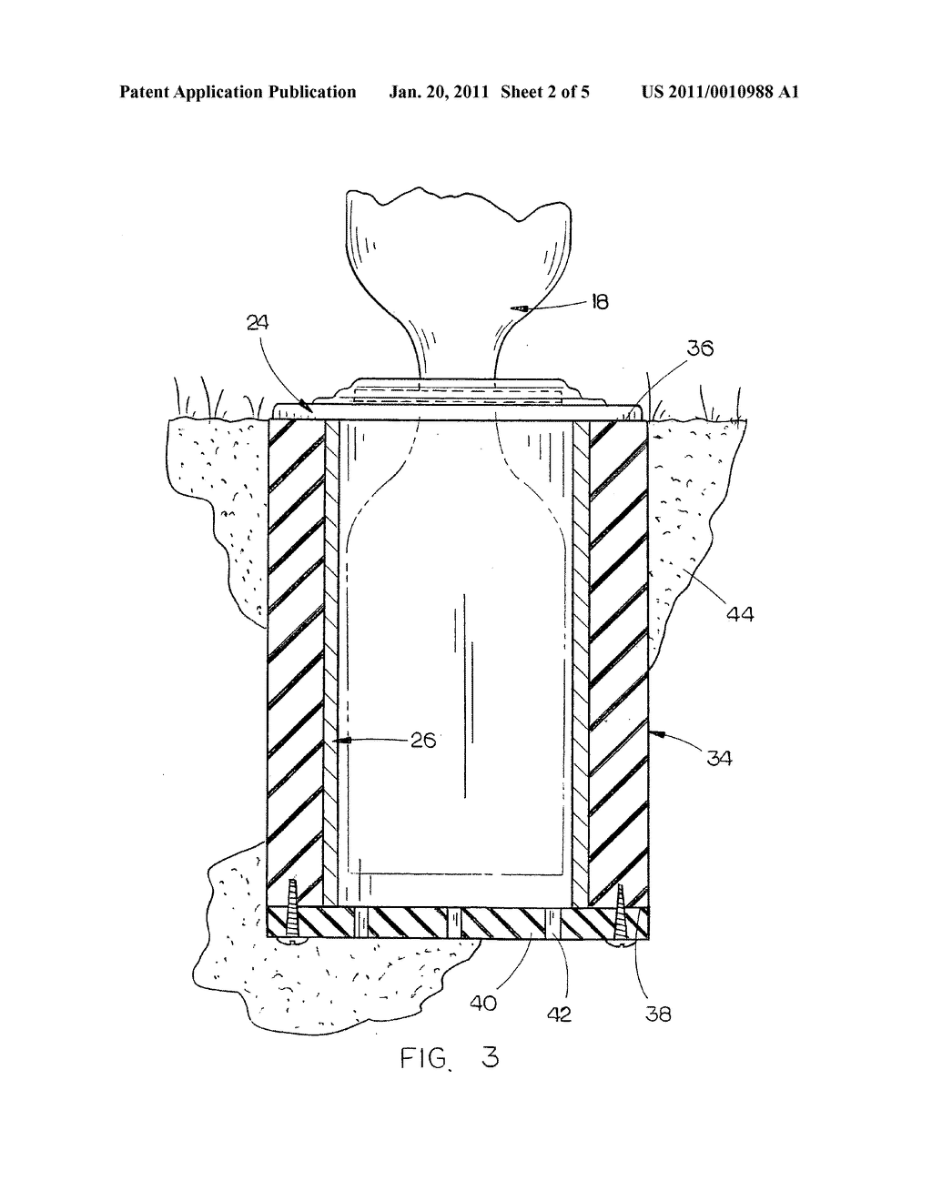 Diagram Of A Flower Vase