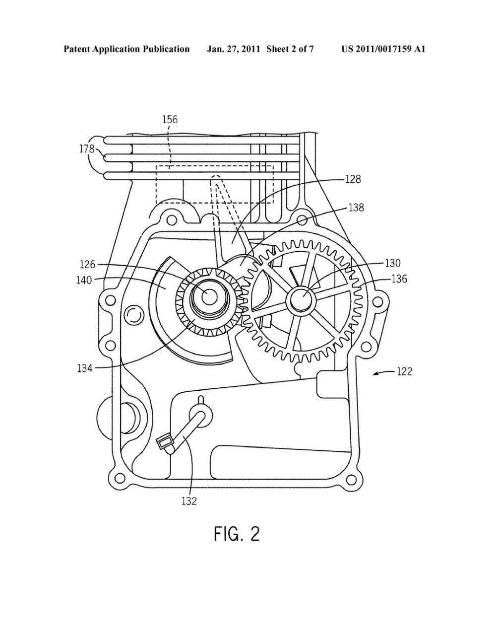 medium resolution of small engine diagram wiring library small engine filter overhead valve and rocker arm configuration for a