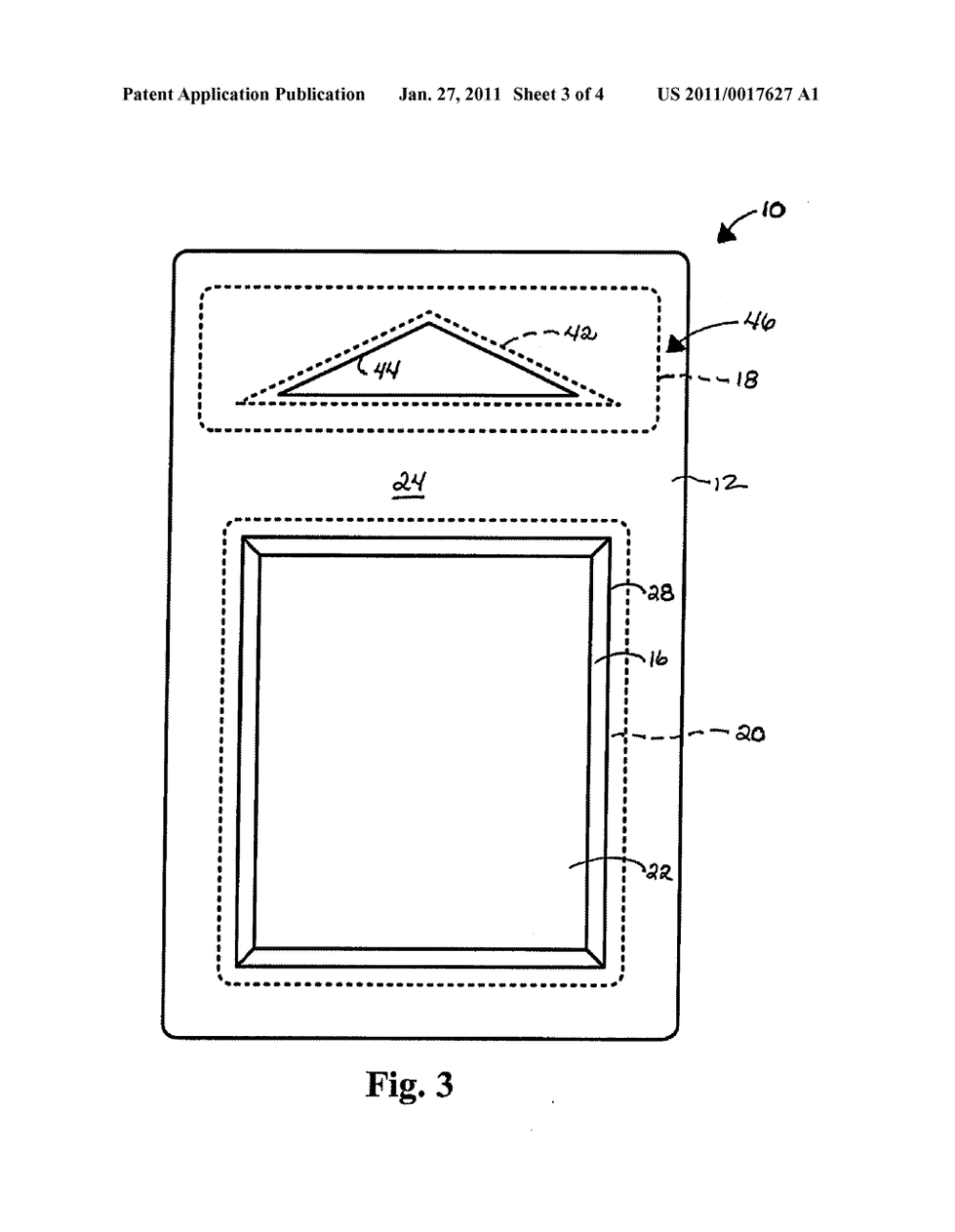 medium resolution of hang tab reinforcement for blister card packaging structures diagram schematic and image 04