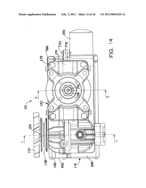 small resolution of mounting of hydrostatic transmission for riding lawn mower diagram schematic and image 15