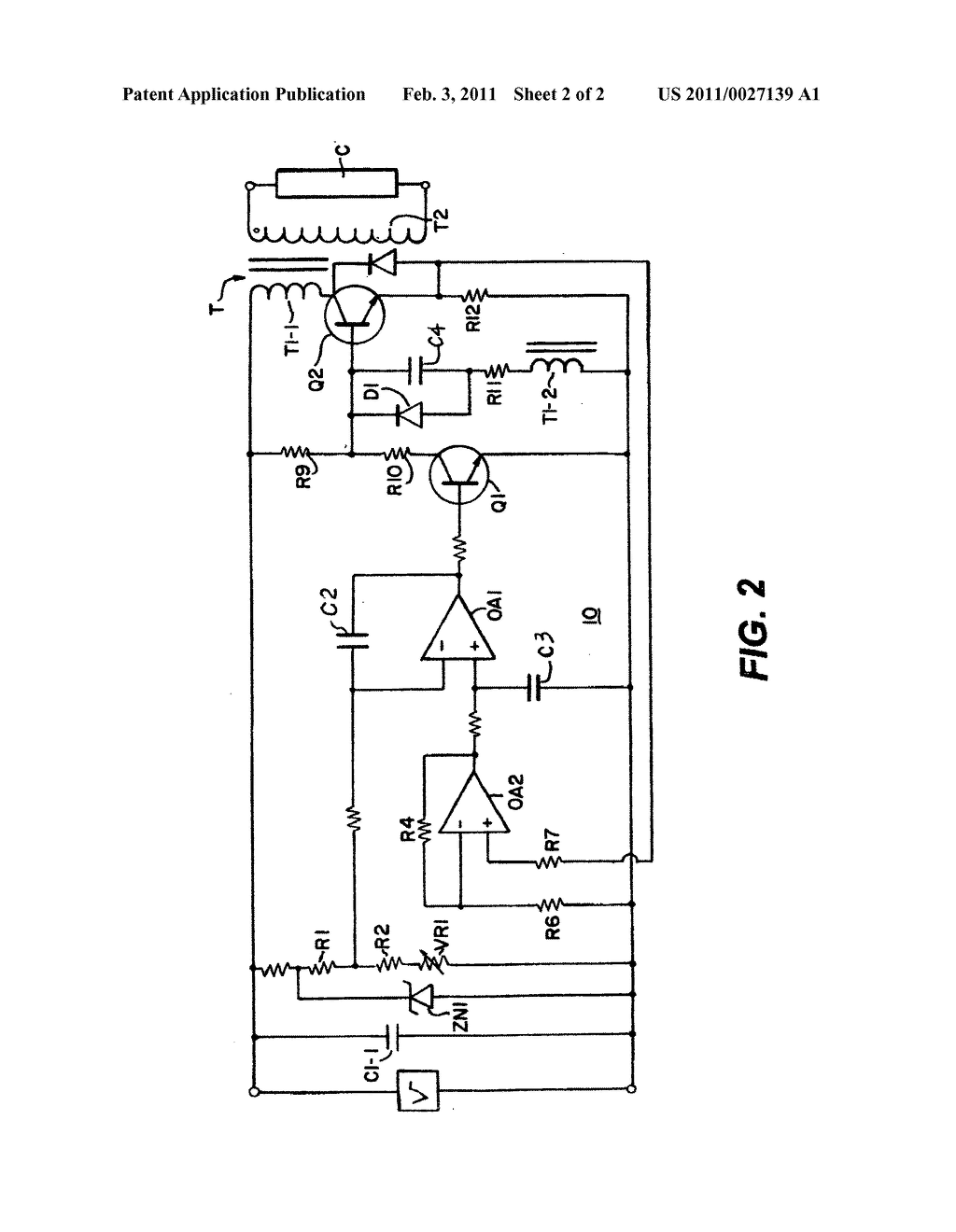 hight resolution of feedback stabilized ozone generator circuit diagram schematic and image 03