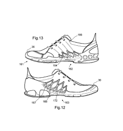 sole for a shoe in particular for a running shoe diagram schematic and image 13 [ 1024 x 1320 Pixel ]