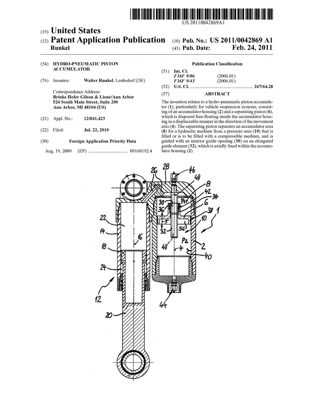 hight resolution of piston accumulator schematic