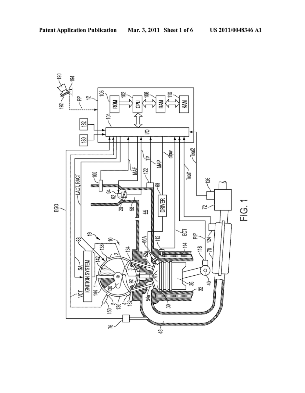 medium resolution of engine with hydraulic variable valve timing diagram schematic and image 02