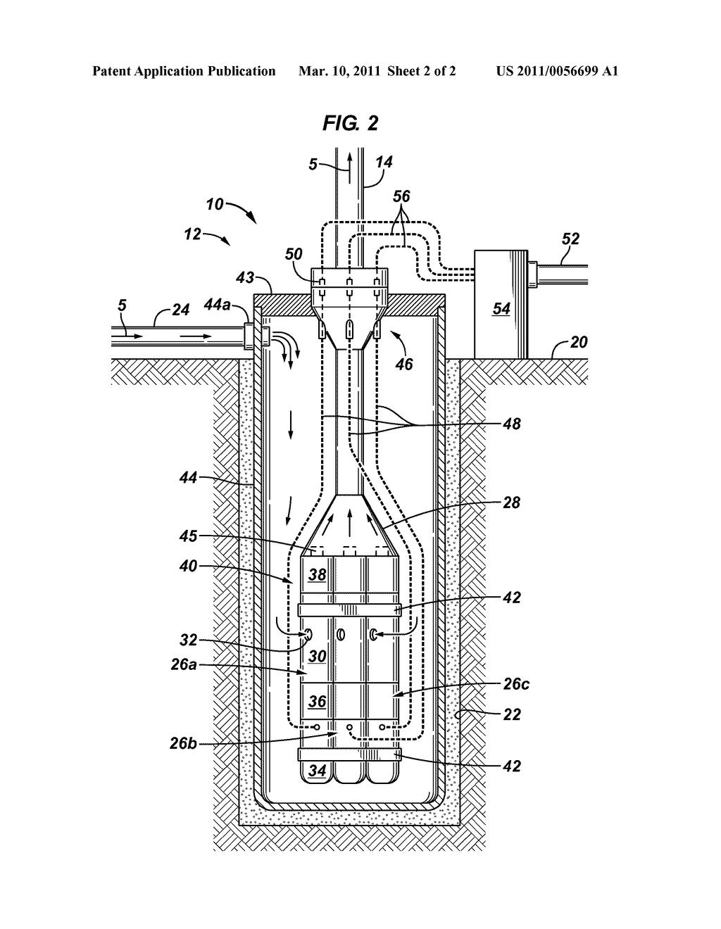 submersible pump wiring schematic