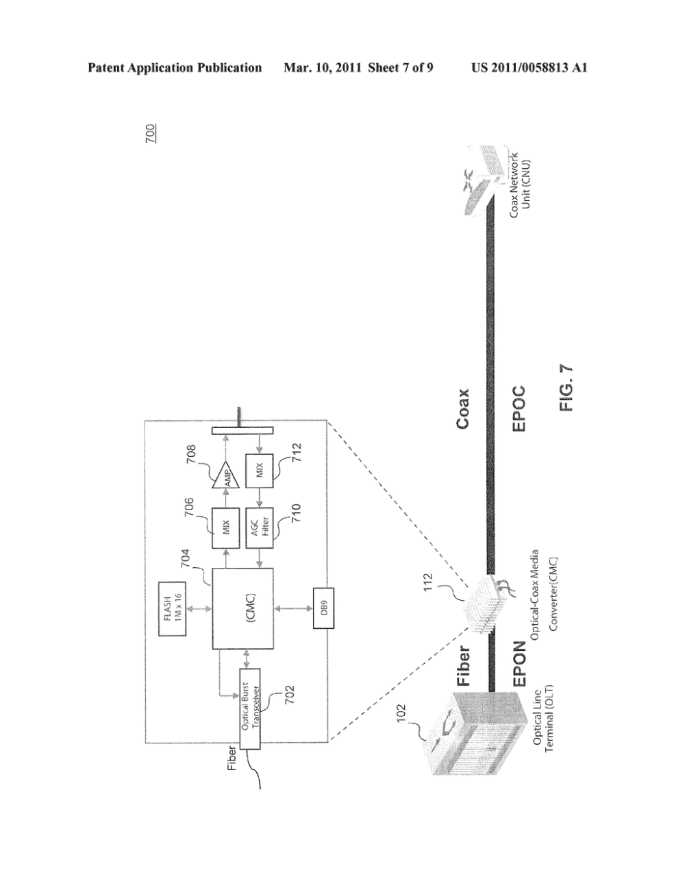 medium resolution of ethernet passive optical network over coaxial epoc diagram schematic and image 08