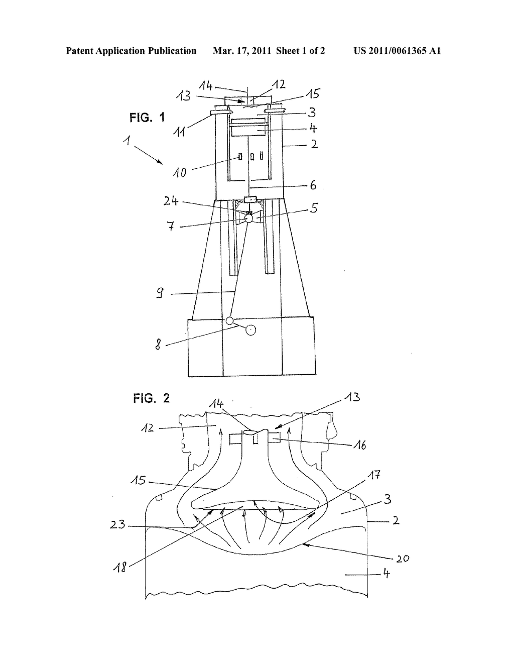 hight resolution of exhaust valve for a large sized two stroke diesel engine process for reduction on nox formation in such an engine and such engine diagram schematic