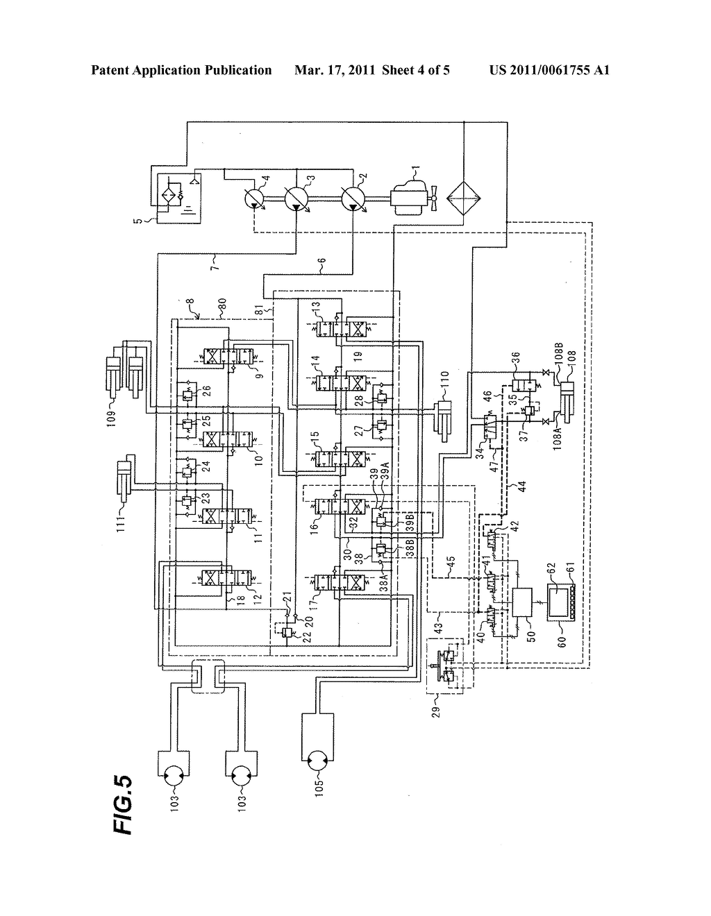 hight resolution of hydraulic circuit system for hydraulic excavator diagram schematic and image 05