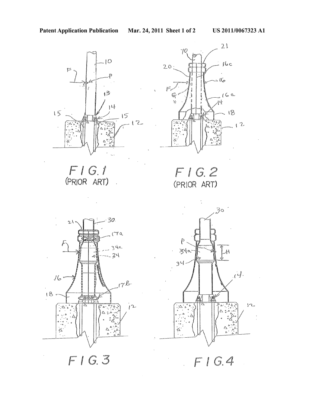 hight resolution of breakaway utility pole with decorative base cover diagram schematic and image 02