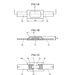 thermal fuse element thermal fuse and battery using the thermal fuse diagram schematic and image 02 [ 1024 x 1320 Pixel ]