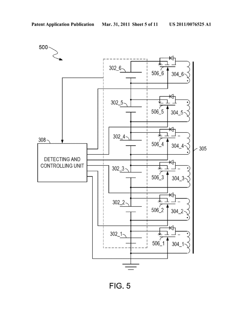 medium resolution of battery management system with energy balance among multiple battery cells diagram schematic and image 06