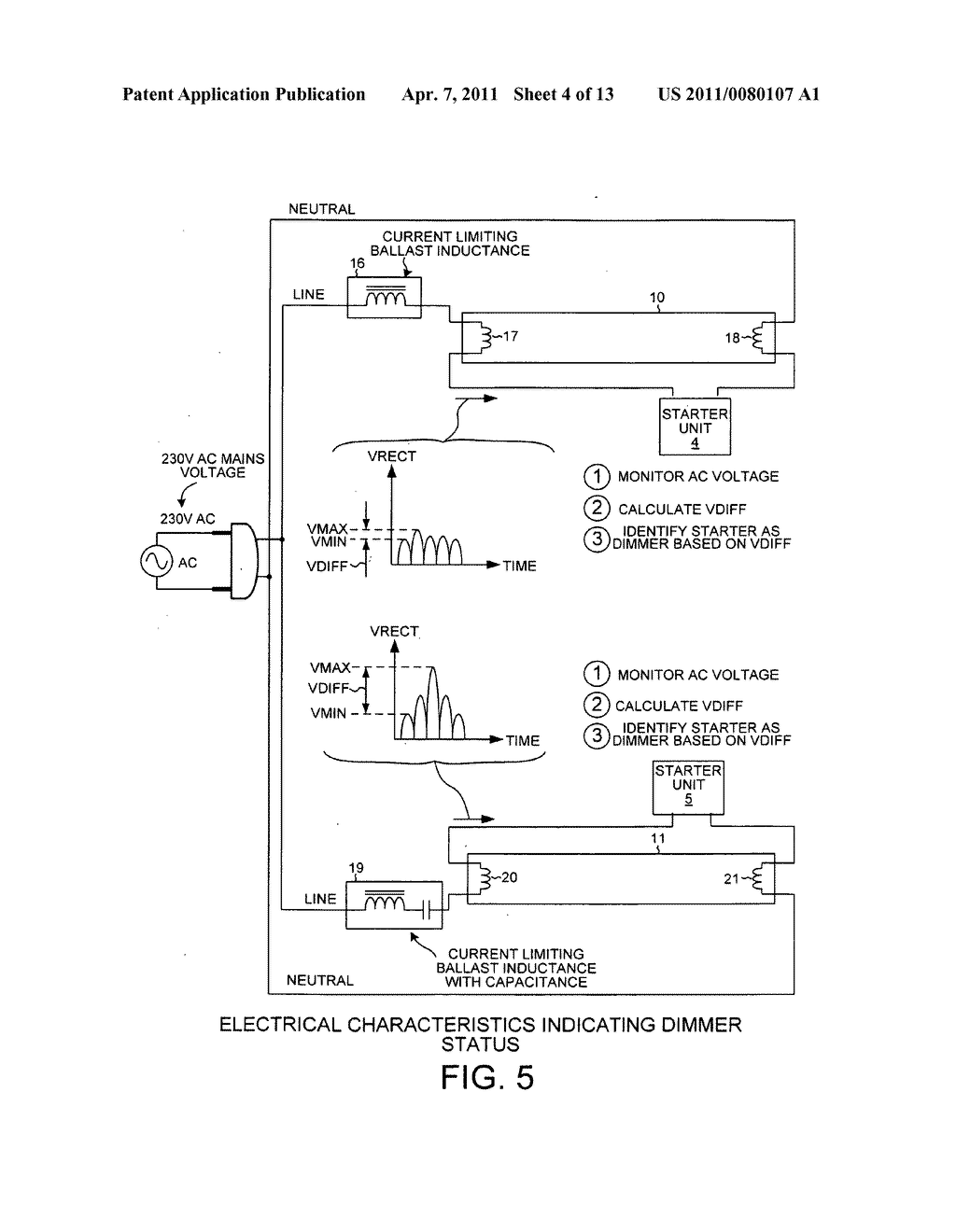 hight resolution of dimming a multi lamp fluorescent light fixture by turning off an individual lamp using a wireless fluorescent lamp starter diagram schematic