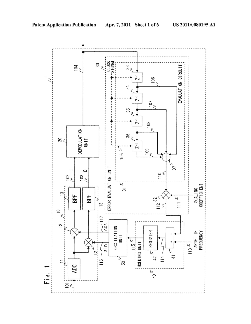 hight resolution of automatic frequency control circuit diagram schematic and image 02 for this control circuit presented in this schematic the frequencies