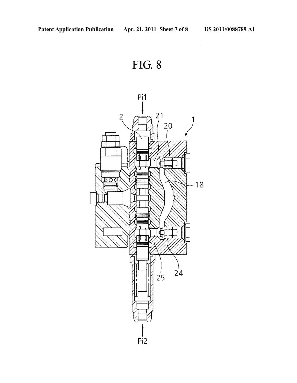 hight resolution of hydraulic control valve diagram