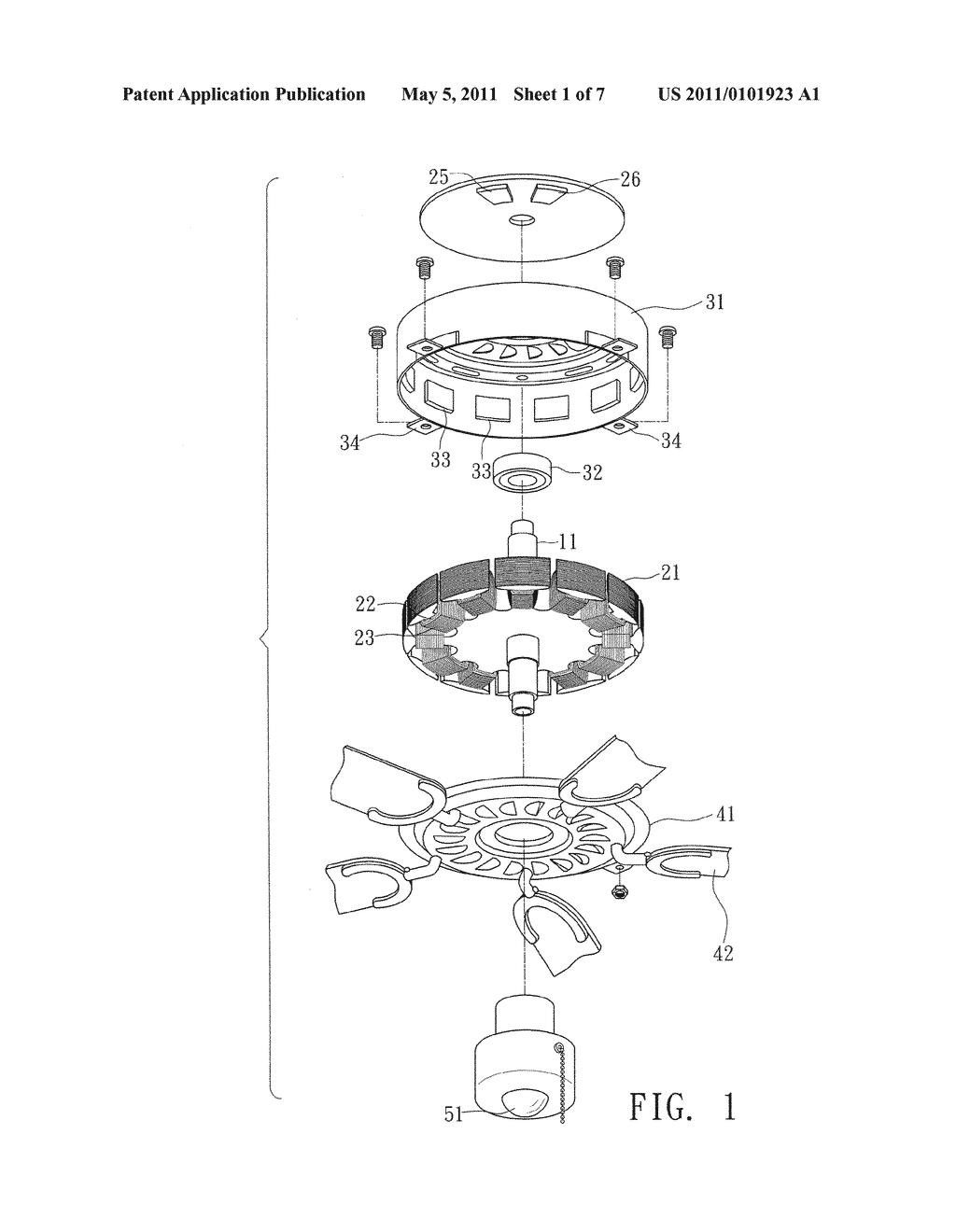 Fan Motor Rewinding