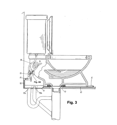 complete sanitary system for the toilet floor base collection and drain structure mechanical apparatuses and plumbing method diagram schematic  [ 1024 x 1320 Pixel ]