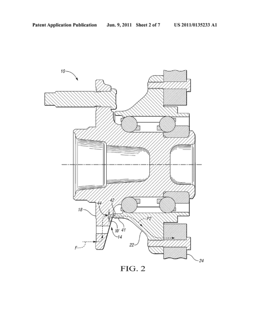 small resolution of apparatus with secondary load path for vehicle wheel bearing assembly diagram schematic and image 03