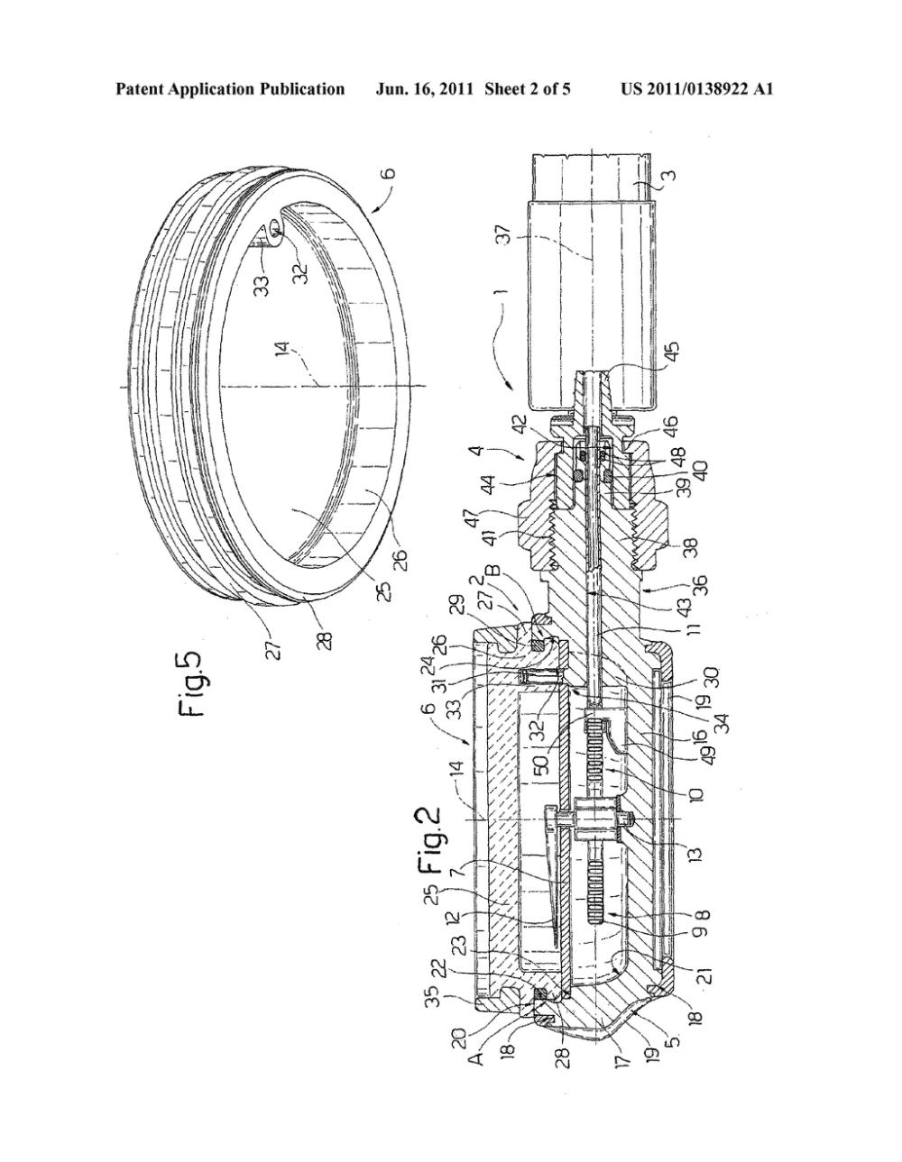 medium resolution of scuba diving air tank gauge diagram schematic and image 03 rh patentsencyclopedia com gas tank diagram septic tank wiring schematic