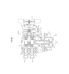 hydraulic motor unit and hydraulic four wheel drive working vehicle diagram schematic and image 05 [ 1024 x 1320 Pixel ]