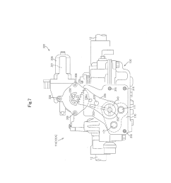 hydraulic motor unit and hydraulic four wheel drive working vehicle diagram schematic and image 09 [ 1024 x 1320 Pixel ]