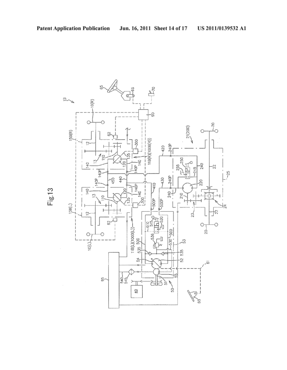 medium resolution of hydraulic motor unit and hydraulic four wheel drive working vehicle diagram schematic and image 15