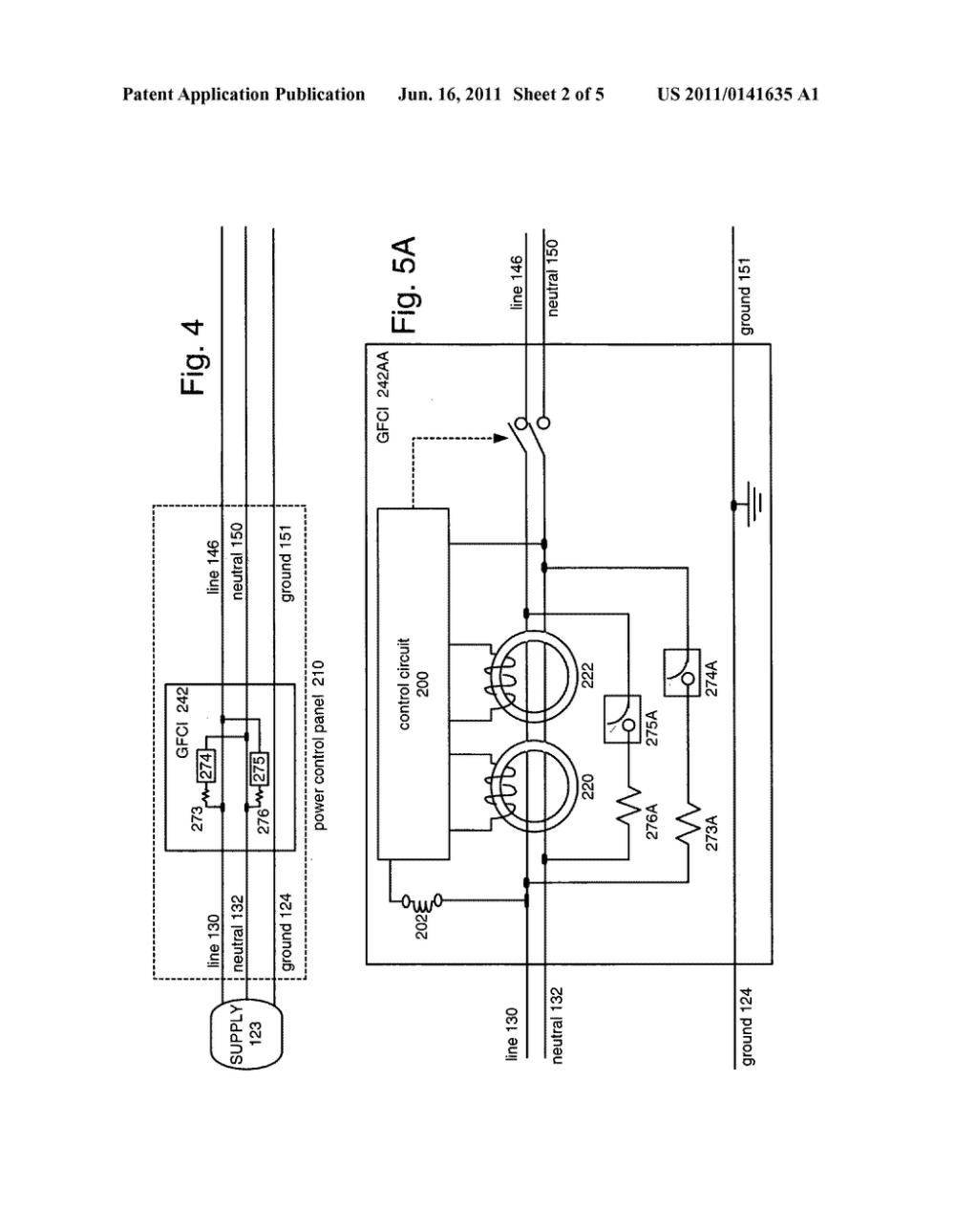 medium resolution of gfci circuit schematic wiring diagram featured gfci schematic wiring schematic guide about wiring diagram gfci circuit