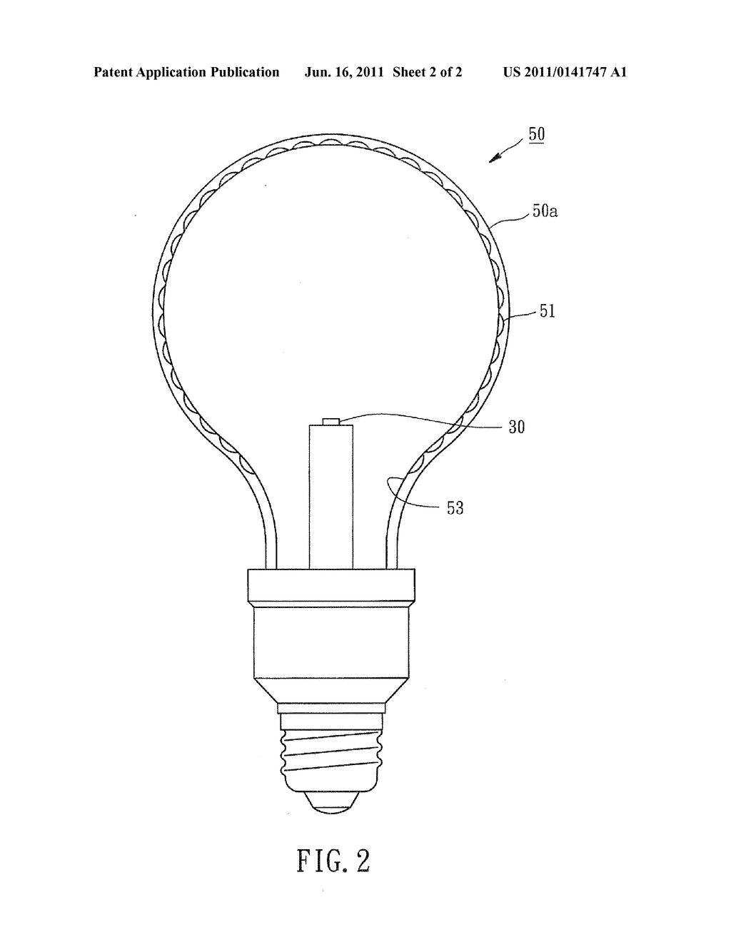 BULB FOR ELECTRIC LAMP Diagram Schematic And Image 03