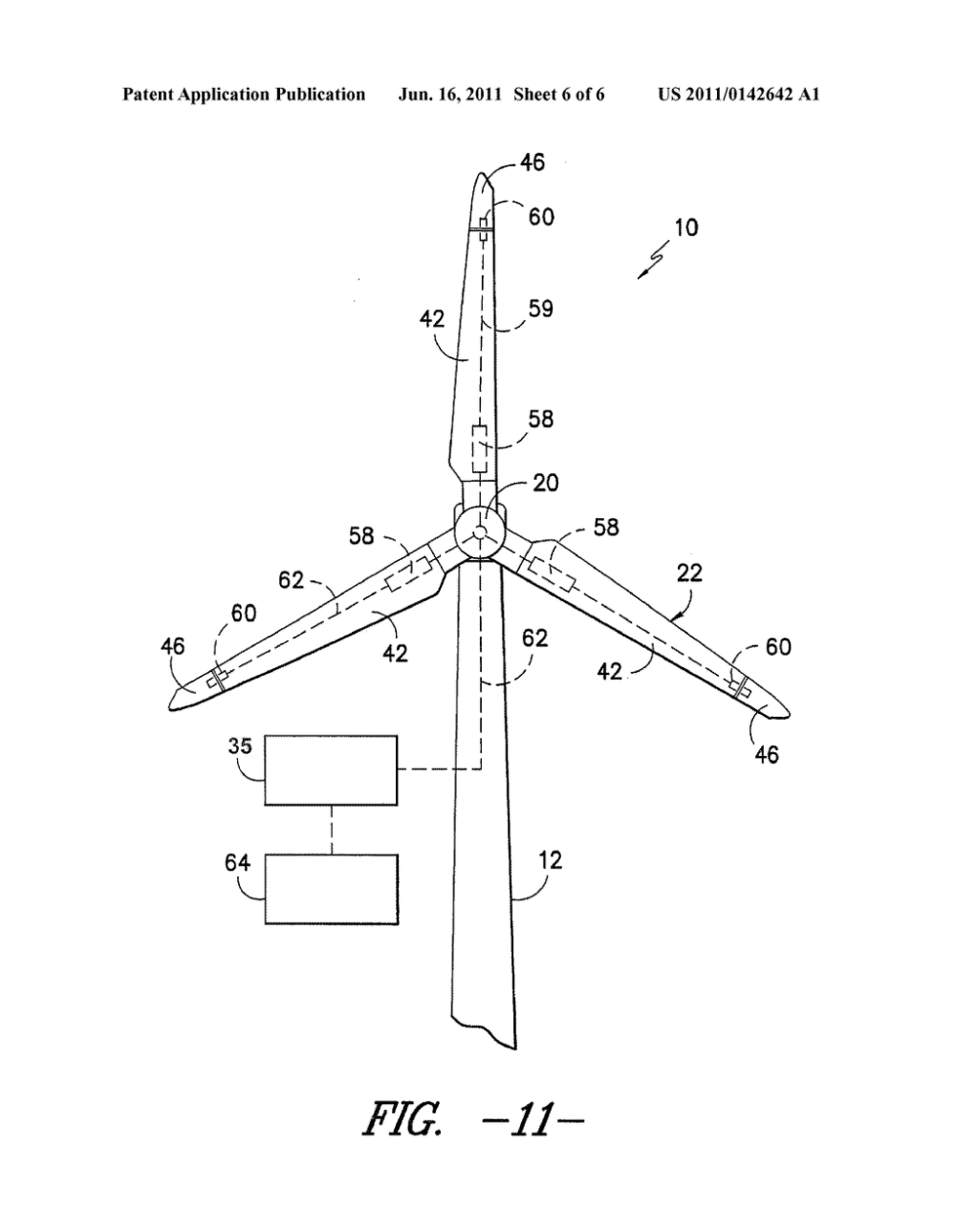 medium resolution of wind turbine rotor blade with aerodynamic winglet diagram schematic and image 07