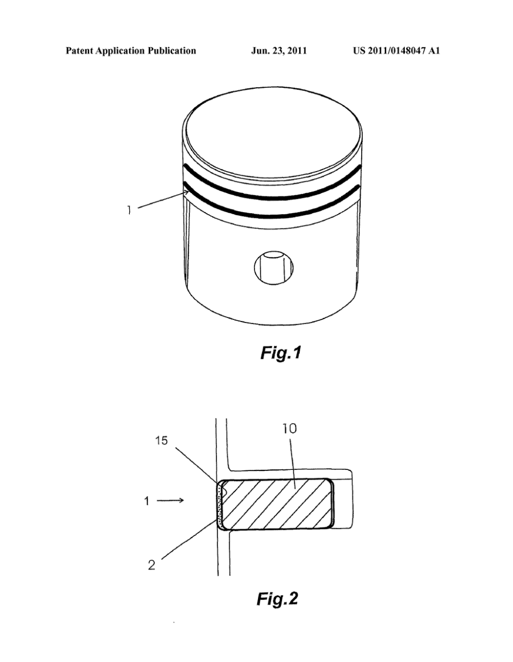 medium resolution of piston ring for internal combustion engine diagram schematic and image 02