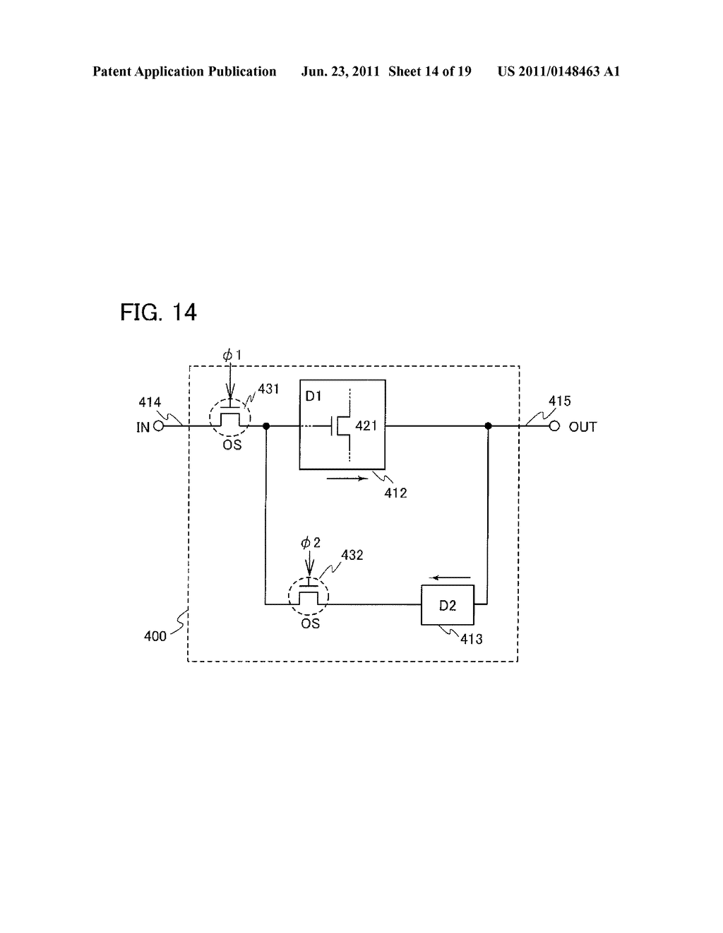 hight resolution of non volatile latch circuit and logic circuit and semiconductor device using the same diagram schematic and image 15