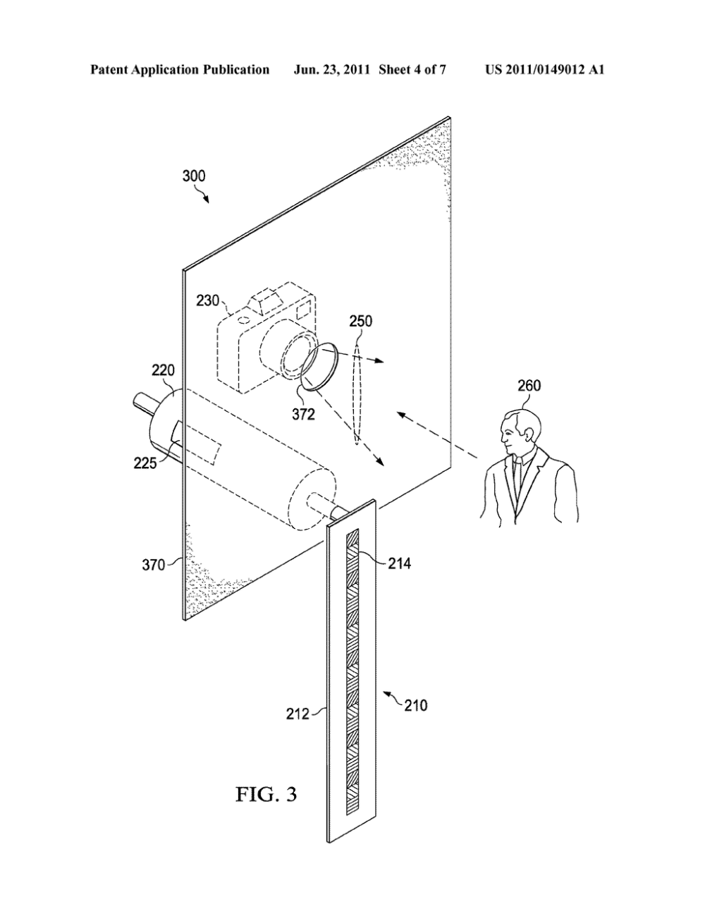 medium resolution of videoconferencing terminal with a persistence of vision display and a method of operation thereof to maintain eye contact diagram schematic and image 05