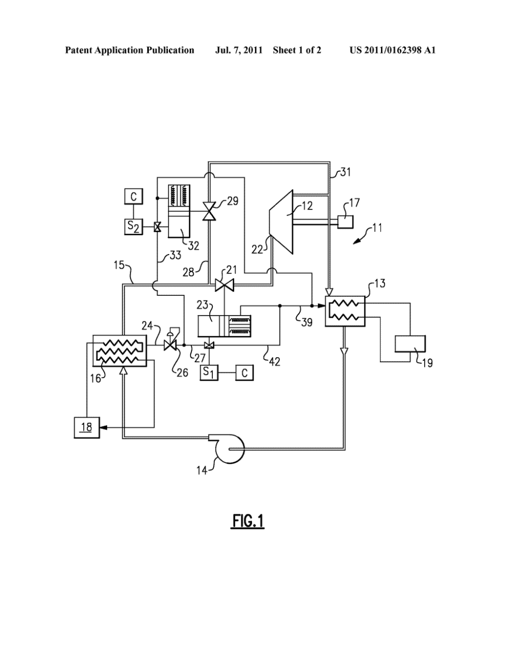 medium resolution of refrigerant powered valve for a geothermal power plant diagram schematic and image 02