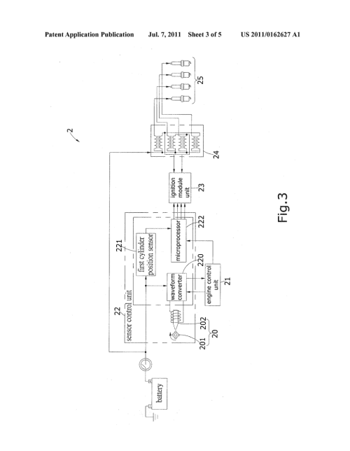 small resolution of mixed electronic ignition system integrated with a distributor structure and an engine control unit diagram schematic and image 04