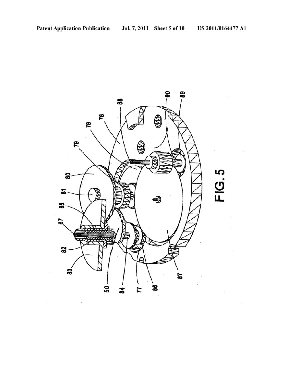 medium resolution of device comprising a clock movement and a chronograph module diagram schematic and image 06