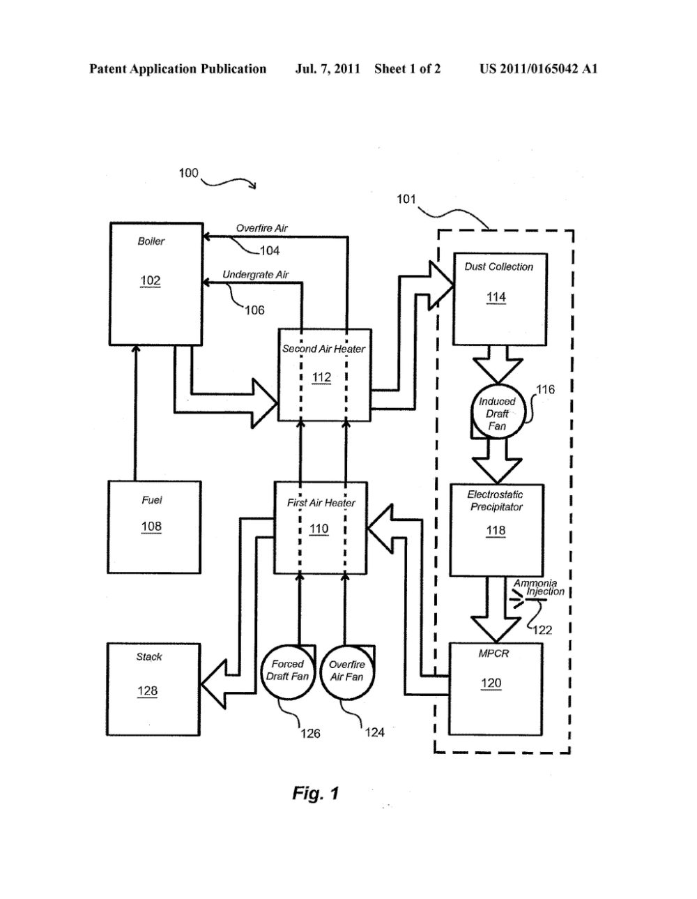 medium resolution of integrated boiler and air pollution control systems diagram air pollution diagram air pollution control system