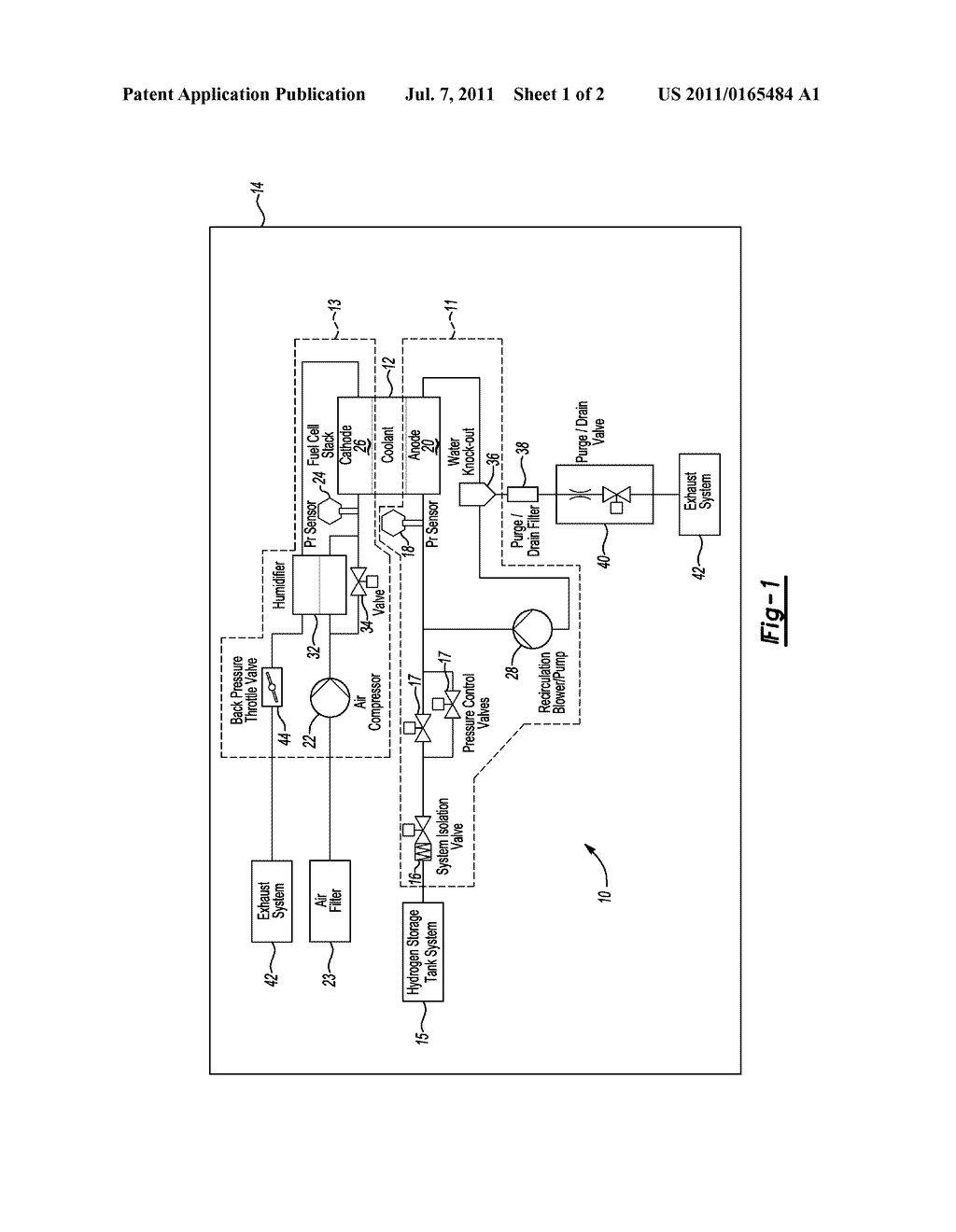 hight resolution of fuel cell system with mechanical check valve diagram schematic and image 02