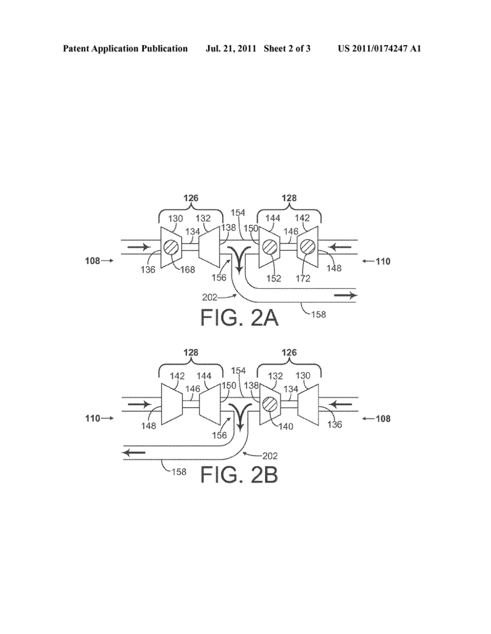 medium resolution of central turbocharger mounting configuration for a twin turbo engine diagram schematic and image 03