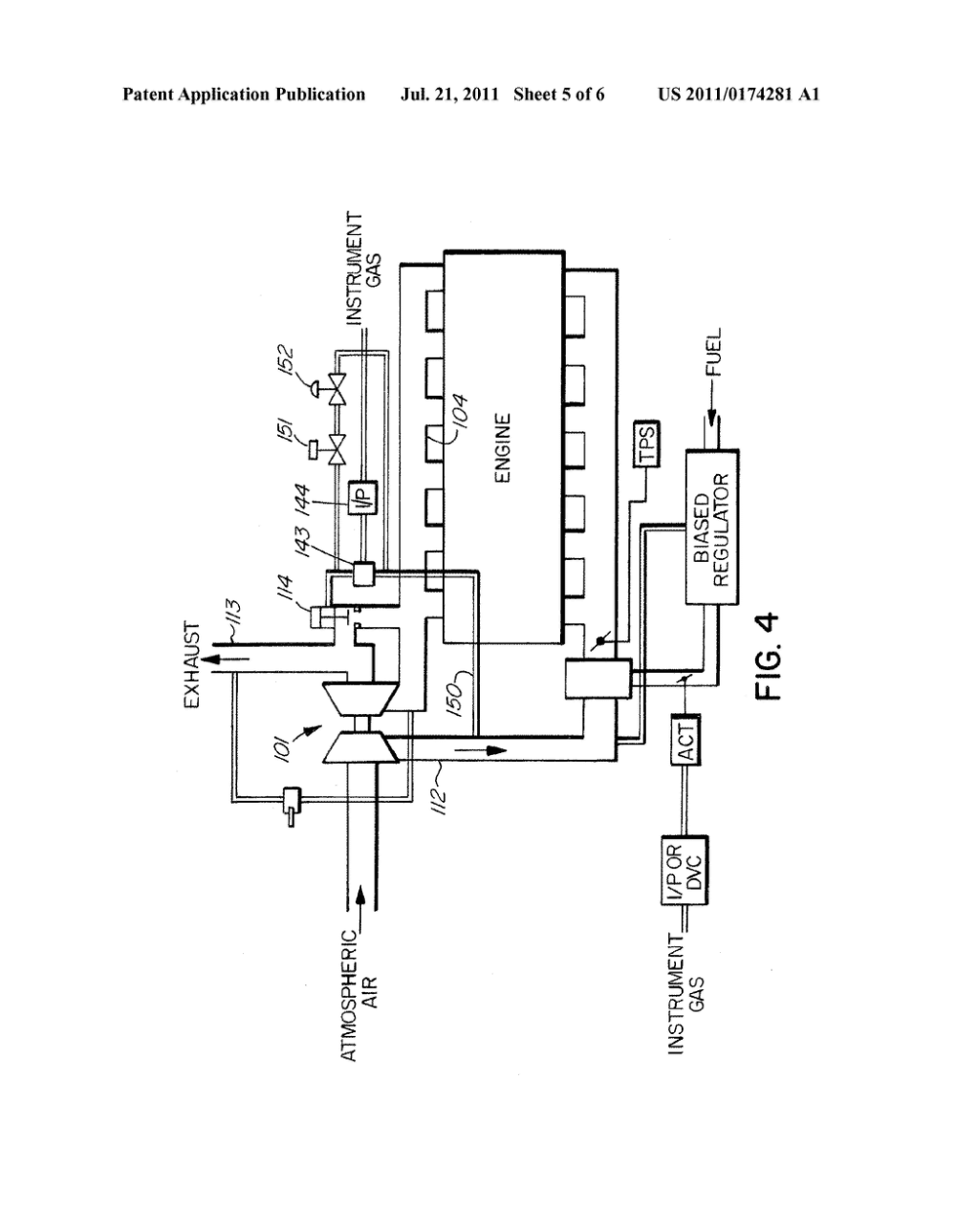 medium resolution of carbureted natural gas turbo charged engine diagram schematic and image 06