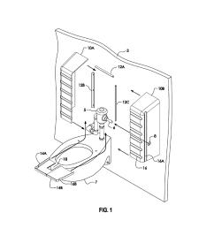 adaptable shroud for toilet plumbing riser diagram schematic and image 02 [ 1024 x 1320 Pixel ]