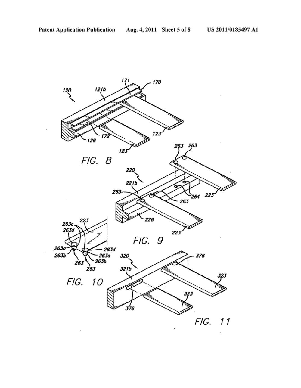 medium resolution of frames for futon sofa beds and methods of securing slats therein diagram schematic and image 06