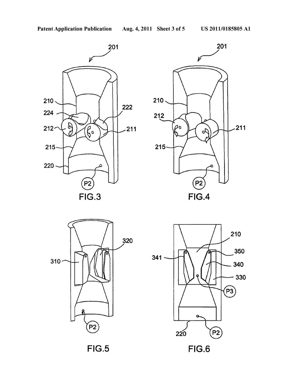 hight resolution of venturi diagram