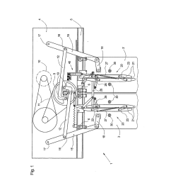 elevator door system comprising a car door locking mechanism diagram schematic and image 02 [ 1024 x 1320 Pixel ]