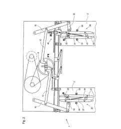 elevator door system comprising a car door locking mechanism diagram schematic and image 03 [ 1024 x 1320 Pixel ]