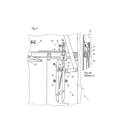 elevator door system comprising a car door locking mechanism diagram schematic and image 05 [ 1024 x 1320 Pixel ]