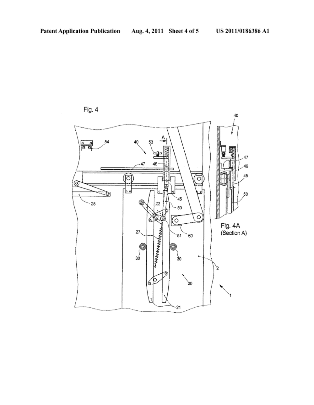 medium resolution of elevator door system comprising a car door locking mechanism diagram schematic and image 05
