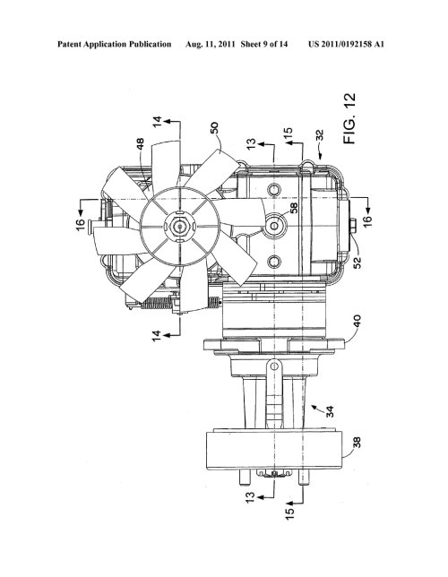 small resolution of integrated hydrostatic transmission diagram schematic and image 10 mtd yard machines parts diagram hydrostatic transmission diagram