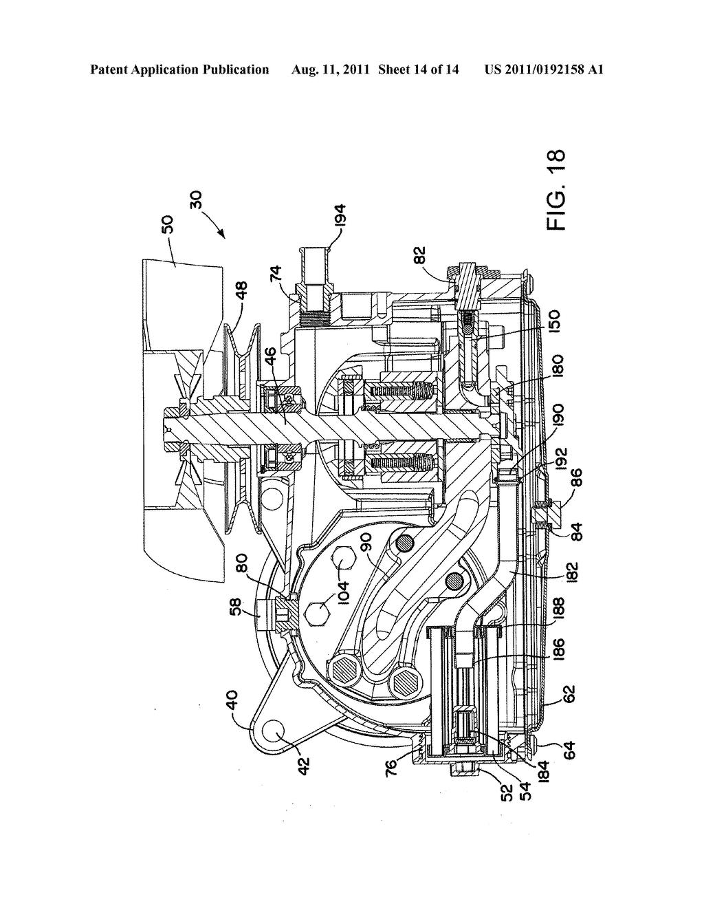 hight resolution of hydrostatic transmission diagram