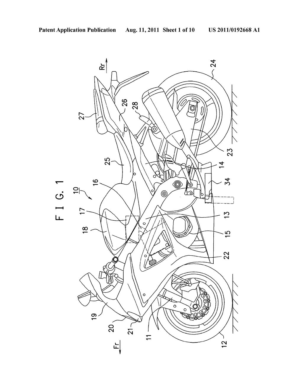 Motorcycle Diagram Gallery